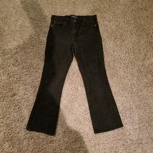 Ralph lauren black Jean's 12